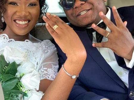 A Ghanaian Actor, Enock Darko, Marries A Nigerian Actress