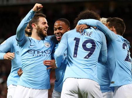 Forget About Man United, This EPL Club Can Stop Man City From Lifting This Season Title