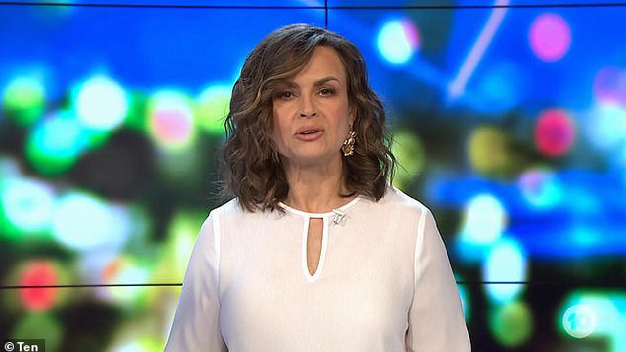 Lisa Wilkinson takes a VERY cheeky swing at Louis Vuitton live on The Project... after the luxury fashion brand releases a $50k handbag shaped like a PLANE