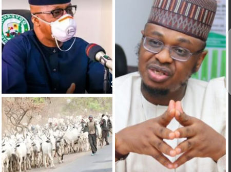 Today's Headlines: Pantami Reports Newspaper To DSS, Police; Herdsmen Not Responsible For Ngbo Attack, Says Ebonyi Government