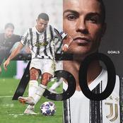 Cristiano Ronaldo Scores His 750th Goal In Last Night Champions League Game.