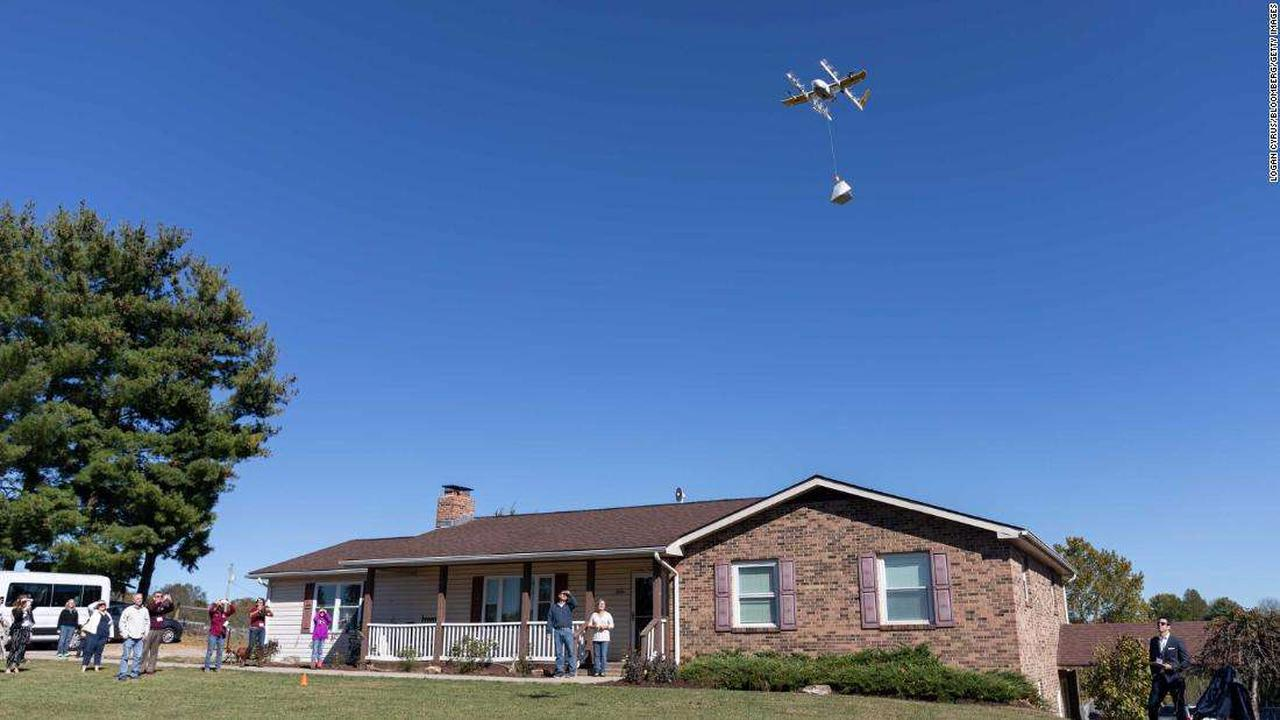 Drone delivery one step closer to reality with new FAA rules