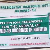 Nigerians Are Planning Aso Ebi For Reception Of Covid-19 Vaccines In The Country
