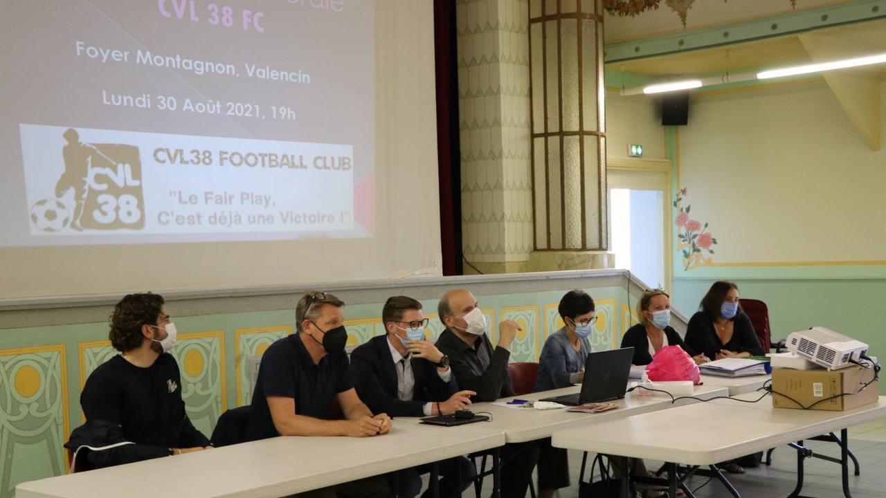 Football: le CVL 38 FC lance un appel pour encadrer les enfants