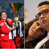 The Mama's Boys: The Five Famous Footballers Who Are Excessively Attached To Their Mothers.