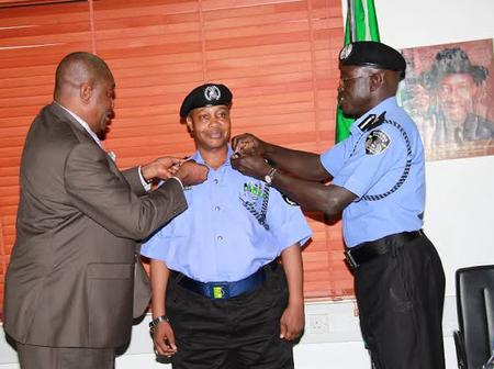 Meet The New Acting Inspector General Of Nigerian Police, Usman Alkali Baba