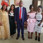 So Lovely! Mike Sonko's Wife And Daughters Pen Sweet Birthday Messages To Him As He Turns 46.