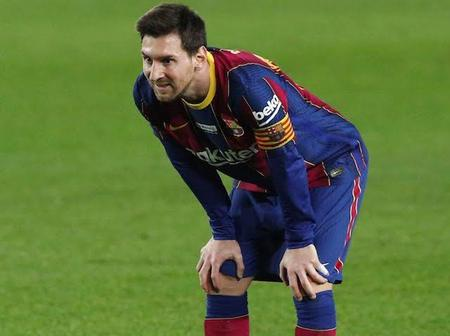 PSG Counts On Neymar, Di Maria And Pochettino To Convince Lionel Messi To Play For The Club