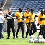 Hunt Reveals Kaizer Chiefs' Targets if they Go beyond CAF CL Group Stages