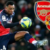 Gabriel Magahaes will choose between Arsenal and Manchester United this week -reports
