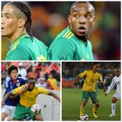 Flashback: See Throwback Photos Of Steven Pienaar And Benni McCarthy In The National Team