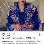 Ayanda Ncwane Wants A Baby Before She Turns 40 With Her New Man