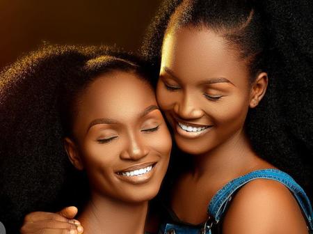 Adorable Photos Of Oladimeji Twin Sisters As They Celebrate Birthday Today