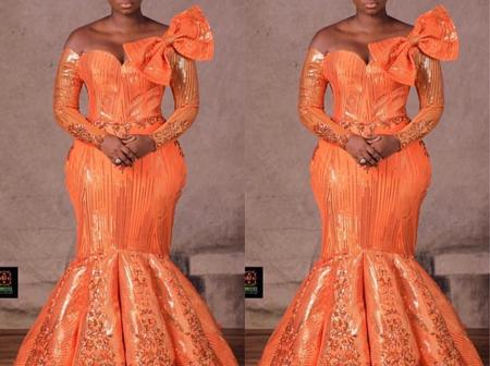 Are you preparing for wedding? Then checkout these beautiful African Print wedding gowns catalogue