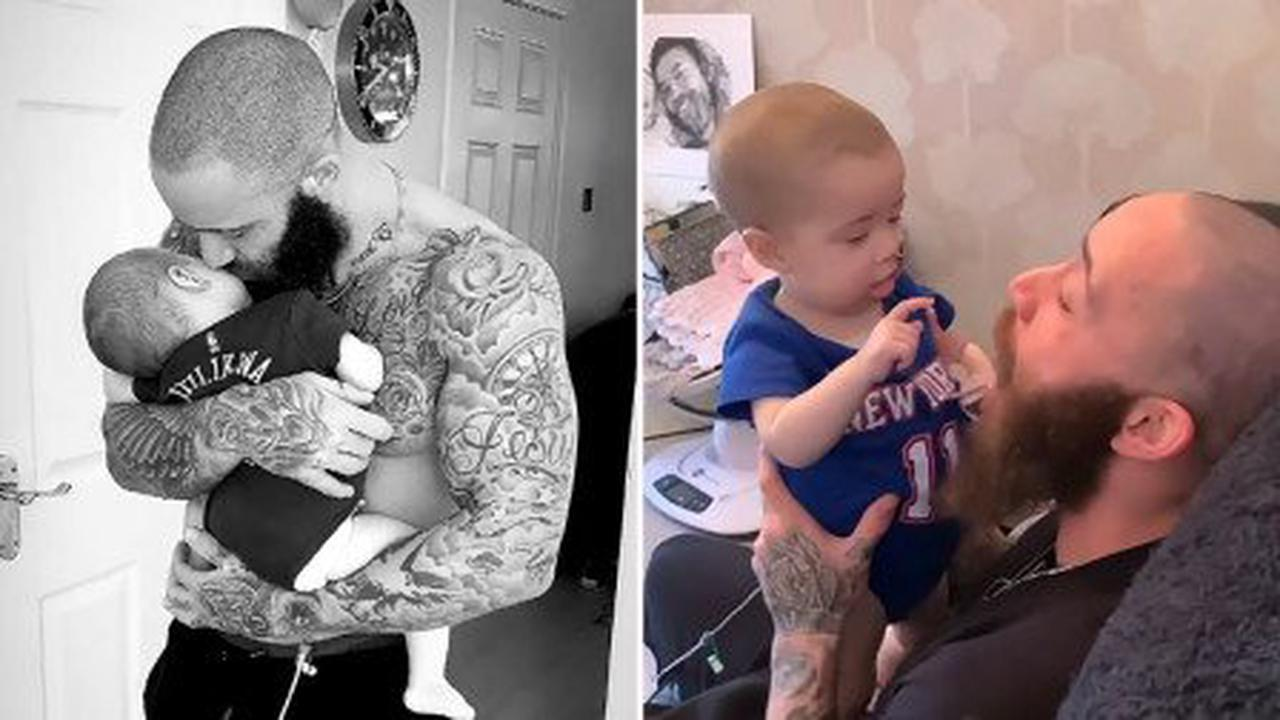 Ashley Cain grieves for daughter Azaylia on first Father's Day since her death