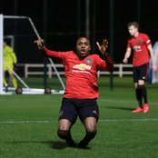 Nigeria-born players that can play for Manchester United first team