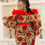 50 Uncommon And Outstanding Ankara Outfits For Married And Single Ladies