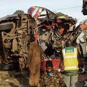 Six Die And Several Others Injured In Mau Narok- Nakuru Highway