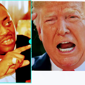 See What FFK Told Donald Trump as He Leaves Office Today That Is Causing Reactions