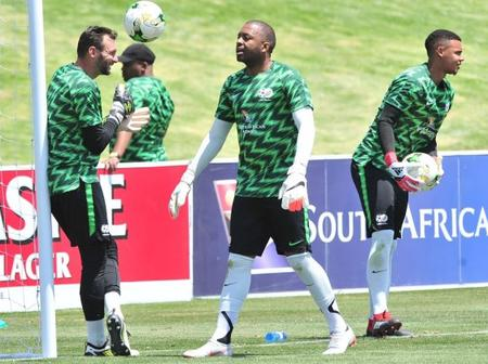 Darren Keet Valuable Advice To Team-Mate Khune