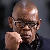 Ace Magashule Breaks Silence