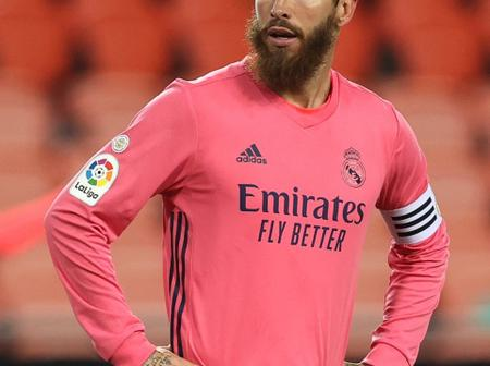 January transfer talk; Manchester United eyeing Sergio Ramos
