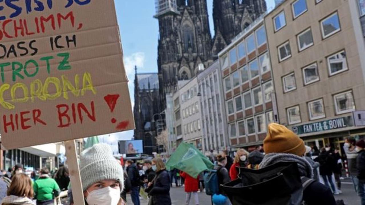 Fridays for Future: Klimaproteste kurz vor der Wahl