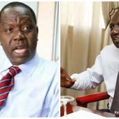 Reason Why Ruto Did Not Attend Late Bonchari Mp Funeral Service Today