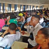 Unical Students complained about exams scheduled time