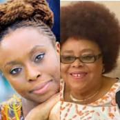 Popular Nigerian Novelist, Chimamanda Adichie mourns mother.