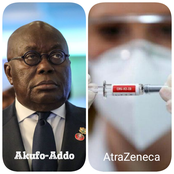 Akufo-Addo is taking the first shot of the coronavirus vaccine – read the details.