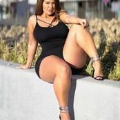 Meet Brazilian Single Plus- Size Turning Head Down On Social Media