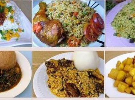 You Are Killing Yourself If You Are Eating Too Much Of These Nigerian Foods