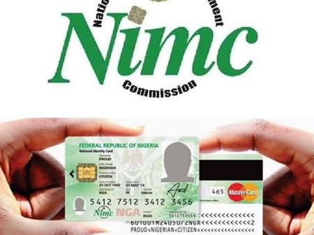 Days After JAMB Made NIN Compulsory, NIMC Sends Another Important Message To Nigerians