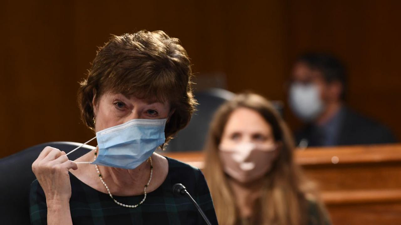 Susan Collins is Against 2K Stimulus Because it Would Help People Who Don't Really Need It
