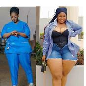 This Lady Is A Medical Doctor But She Slays Like A Model, See Adorable Photos Of Doctor Hassan