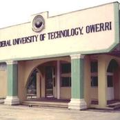 Reactions As FUTO Gets Female Vice-Chancellor