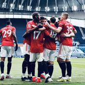 UEFA reacts to Manchester Utd star's outstanding performance for the club since last season (Photo)