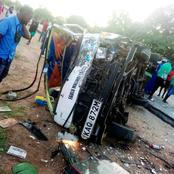 Another Grisly Road Accident Reported Along Malindi Mombasa Highway