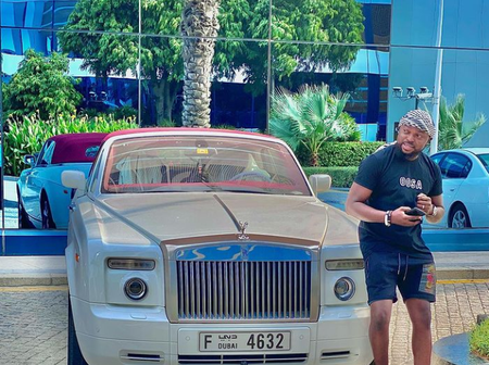 See The Car Kolawole Ajeyemi Aspires To Have In 2021 That Sparked Reactions On Instagram