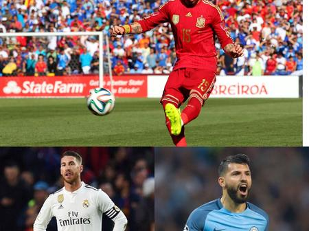 Friday Transfer: Done Deals, Sergio Ramos to Manchester United, Aguero, Depay, Grealish