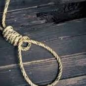 Sad: A Nigerian Governor's aide attempted suicide.
