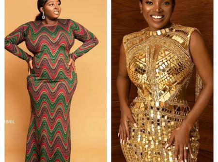 Comedienne Adaku's Daughter Vs Annie Idibia's Daughter, Who Is More Beautiful? (Pictures)