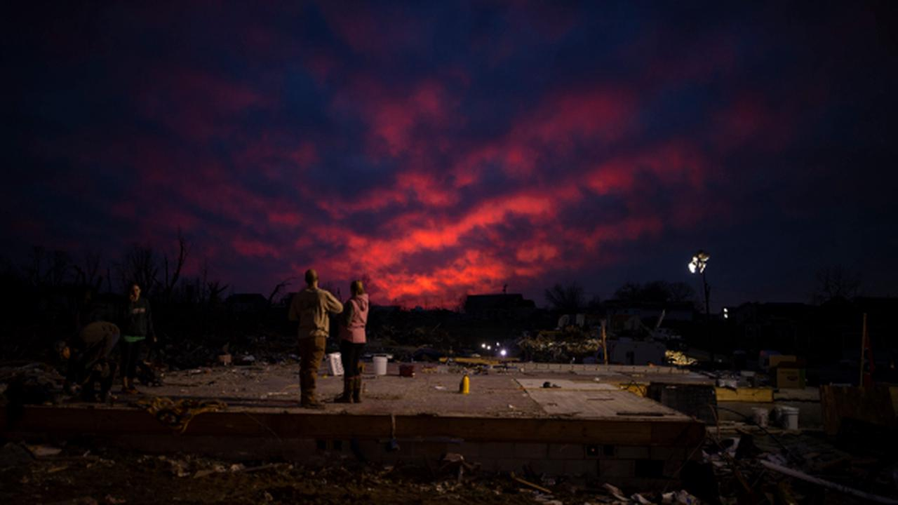 A year after a deadly tornado in Tennessee, people weigh the decision to rebuild
