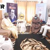 Communal Clash: Kwara State Governor, Emir Of Ilorin In a Close Door Meeting With 2 Monarchs