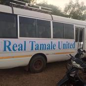 Vice President Bawumia donates Ghc100,000 Real Tamale United