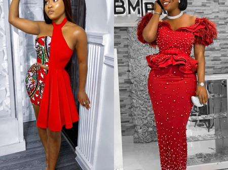 Try These 30+ Ankara And African Print Styles With Your Date This Valentine
