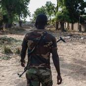 10-year-old Boy Tortured To Death By A Nigerian Soldier For Plucking Mangoes In Barracks