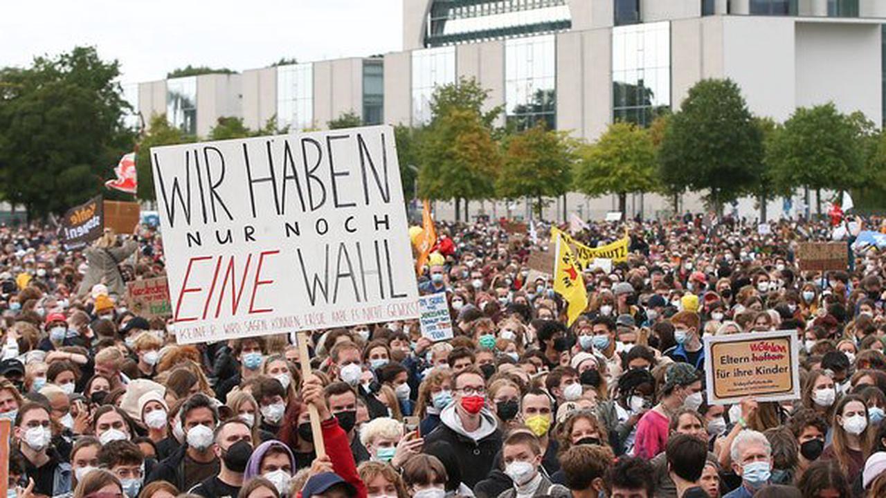 Aktivistin bei Klimastreik-Demo in Berlin attackiert: DAS steckte dahinter und SO wird der Vorfall ausgenutzt