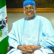 Jerry Gana and Four Others Returns to PDP Party.